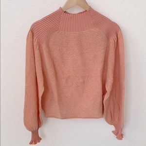 NWT Free People Elderflower Sweater